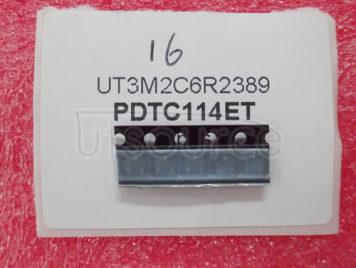 PDTC114ET