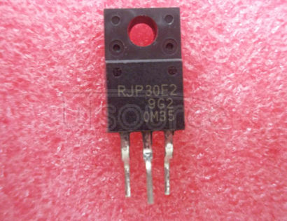 RJP30E2(300V) Silicon  N  Channel   IGBT   High   Speed   Power   Switching