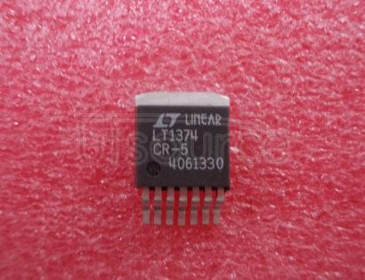LT1374CR-5 4.5A, 500kHz Step-Down Switching Regulator