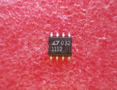 LT1112CS8 Dual/Quad   Low   Power   Precision,   Picoamp   Input  Op  Amps