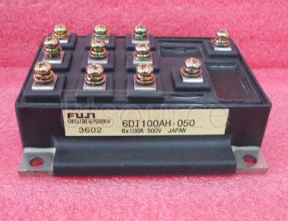 6DI100AH-050 POWER TRANSISTOR MODULE