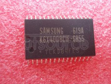 K6X4008CIF-GB55