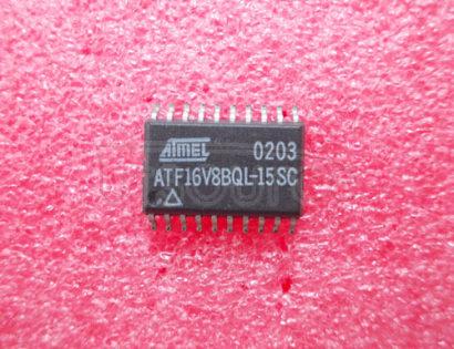 ATF16V8BQL-15SC High- Performance Flash PLD