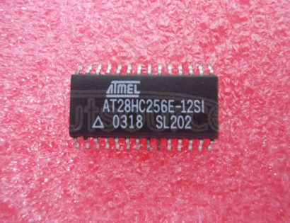 AT28HC256E-12SI 256 32K x 8 High Speed Parallel EEPROMs