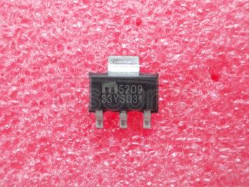 MIC5209-3.3YS
