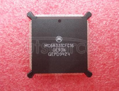 MC68331CFC16 User's Manual