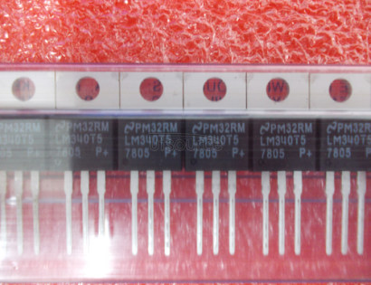 7805 LINEAR INTEGRATED CIRCUITS 3-TERMINAL VOLATGE REGULATORS