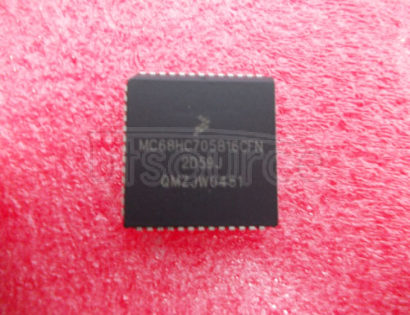 MC68HC705B16CFN From old datasheet system