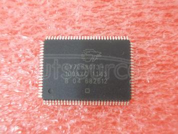 CY7C68013-100AC