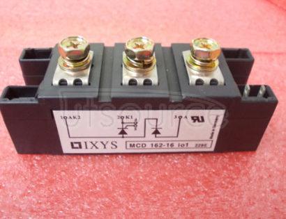 MCD162-16I01 Thyristor   Modules   Thyristor/Diode   Modules