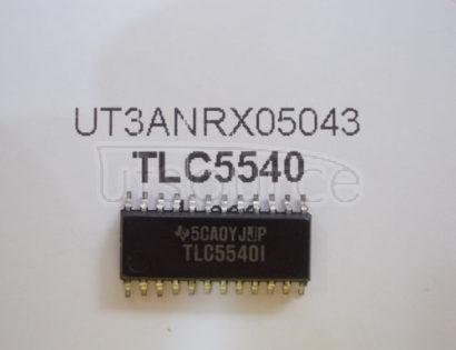 """TLC5540 """"8-Bit"""