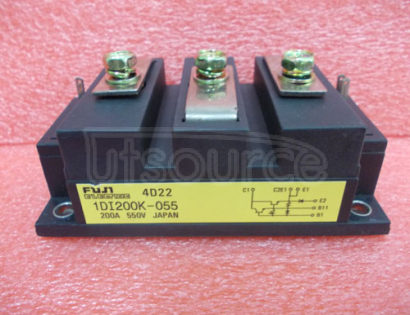 1DI200K-055 POWER TRANSISTOR MODULE