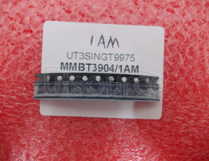 MMBT3904/1AM General Purpose Transistor NPN SiliconNPN
