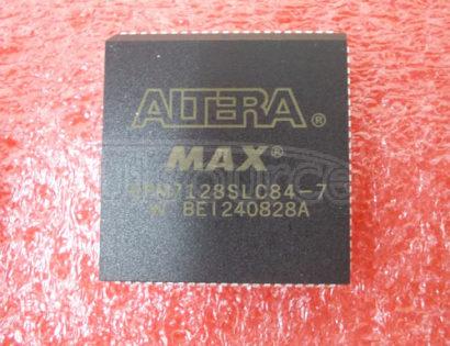 EPM7128SLC84-7 IC MAX 7000 CPLD 128 84-PLCC