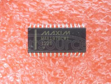 MAX197BCWI