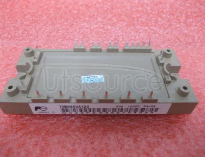 7MBR50UA120 IGBT   MODULE   (1200V  /  50A  /  PIM)