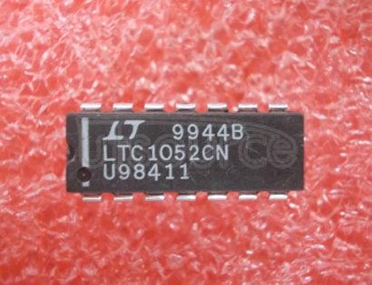 LTC1052CN Chopper-Stabilized Operational AmplifierCSOATM
