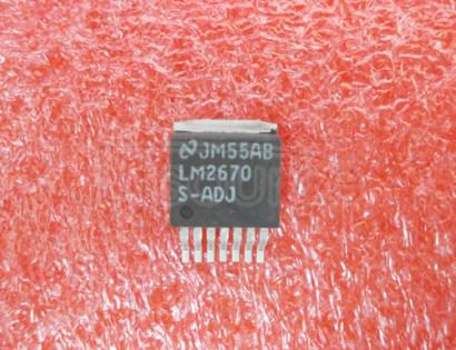 LM2670S-ADJ