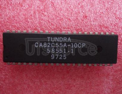 CA82C55A-10CP Peripheral Interface