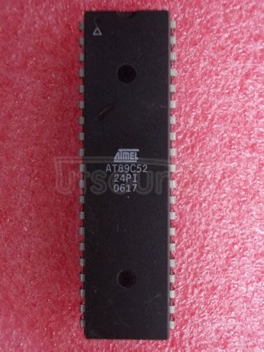 AT89C52-24PI Hex Inverter Buffers/Drivers With Open-Drain Outputs 14-SOIC -40 to 125
