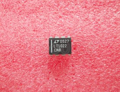 LT1022CN8 High Speed, Precision JFET Input Operational Amplifier