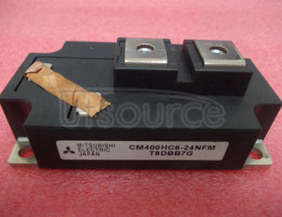 CM400HC6-24NFM HIGH   POWER   SWITCHING   USE   INSULATED   TYPE