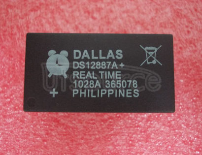 DS12887A Real-Time Clock