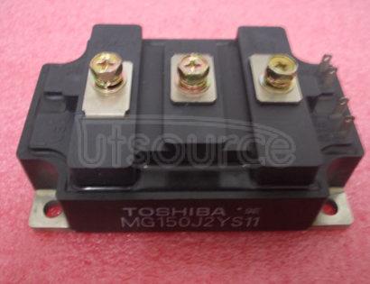 MG150J2YS11 TOSHIBA   GTR   Module   Silicon  N  Channel   IGBT
