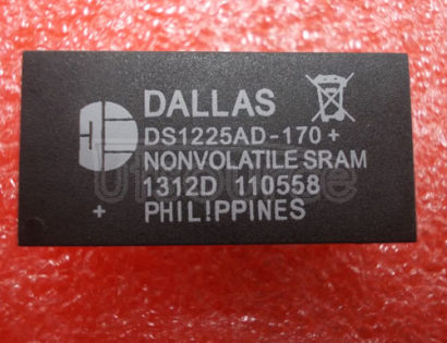 DS1225AD-170 64k Nonvolatile SRAM