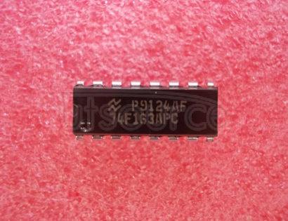 74F163APC Synchronous Presettable Binary Counter