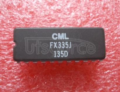FX335J CONSUMER MICROCIRCUITS LTD