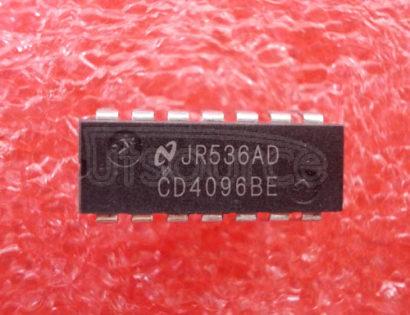 CD4096BE Logic IC