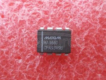MAX660CPA