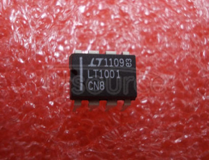 LT1001CN8 Precision Operational Amplifier