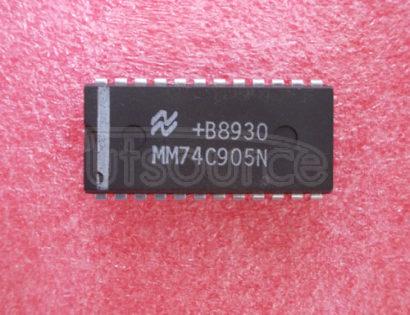 MM74C905N 12-Bit Successive Approximation Register