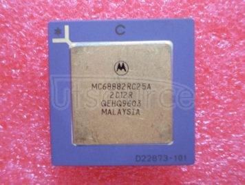 MC68882RC25A