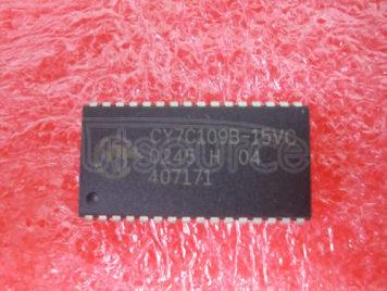 CY7C109B-15VC