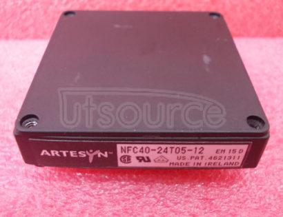 NFC40-24T05-12 Analog IC