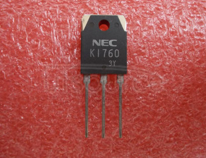 2SK1760 SWITCHING N-CHANNEL POWER MOS FET INDUSTRIAL USE