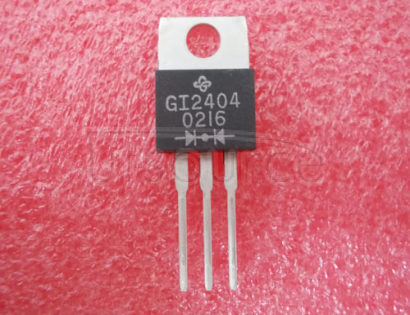 GI2404 Glass Passivated Plastic Rectifier