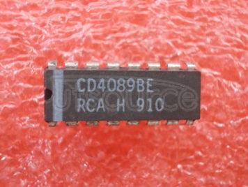 CD4089BE