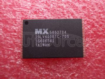 MX29LV400BTC-70G