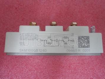 SKM100GB124D