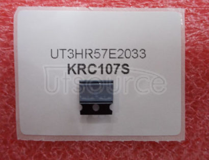 KRC107S EPITAXIAL PLANAR PNP TRANSISTOR SWITCHING, INTERFACE CIRCUIT AND DRIVER CIRCUIT