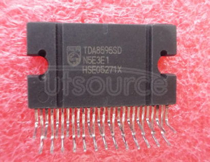 TDA8595SD I2C-bus controlled 4 ⅴ 45 W power amplifier