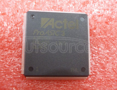A3P250-PQG208 ProASIC3   Flash   Family   FPGAs   with   Optional   Soft   ARM   Suppor