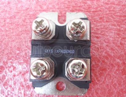 IXFN150N10 HiPerFET Power MOSFETs