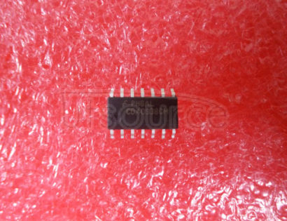 CD4093BCM Quad 2-Input NAND Schmitt Trigger<br/> Package: SOIC<br/> No of Pins: 14<br/> Container: Rail