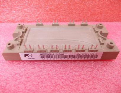 6MBI50UA-120-52 1200V  /  50A  6 in  one-package