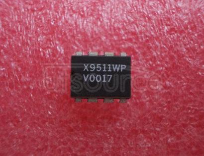 X9511WP PushPot O Potentiometer Push Button Controlled